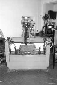 Baxter Machine 3